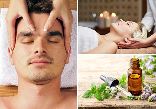 Nat Calpin Indian Head Massage