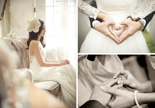Reiki Bridal Packages